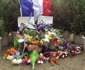 Flower Memorial at Epcot