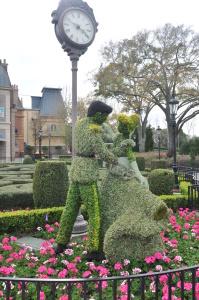 Spring at Disney World