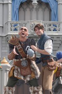 Mickey's Royal Friendship Faire Castle Show magic Kingdom Disney World