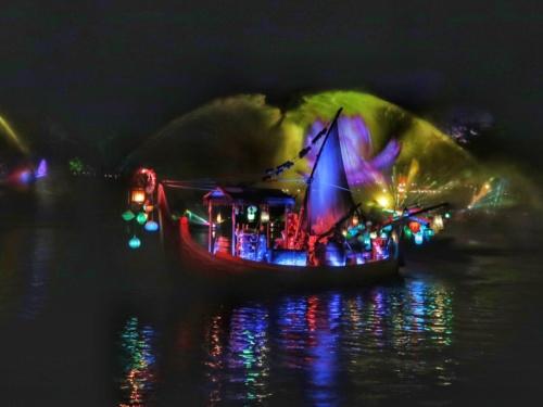 rivers of light at Animal Kingdom Disney World
