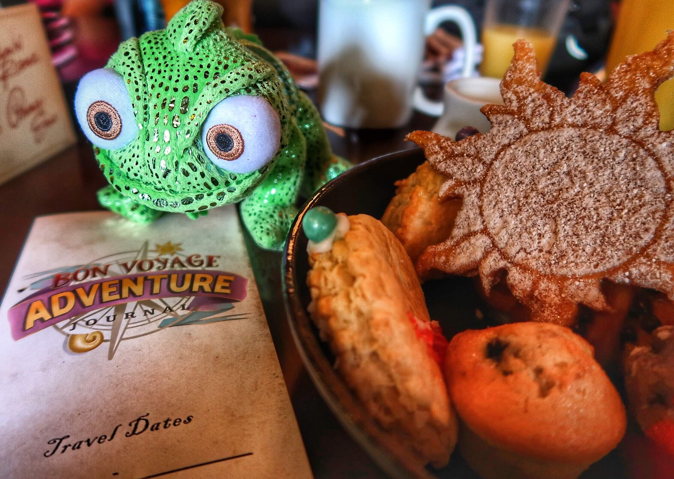 Brilliant Review Rapunzel Bon Voyage Character Breakfast In Disney Home Interior And Landscaping Synyenasavecom
