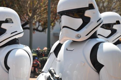 Stormtrooper March Disney World
