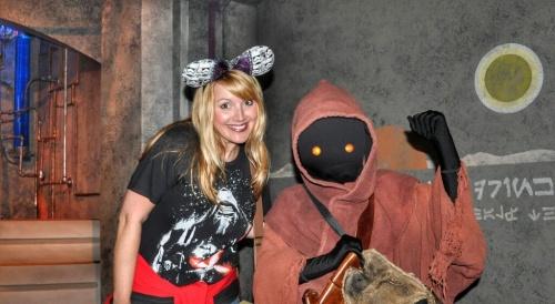 Jawas at Disney World