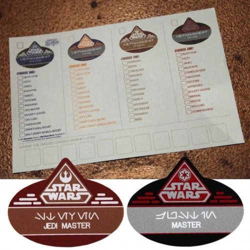 Star Wars souvenirs at Disney World