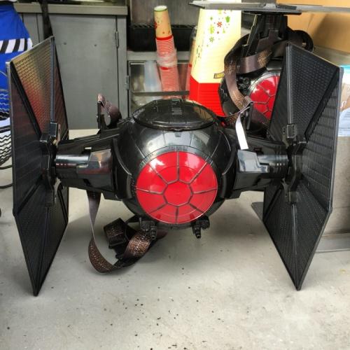 Star Wars popcorn bucket