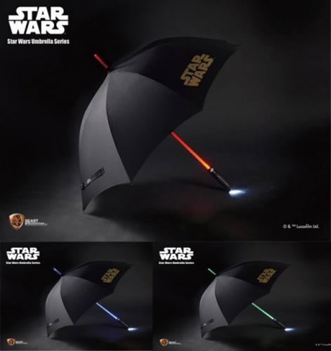 Star Wars umbrella Launch Bay