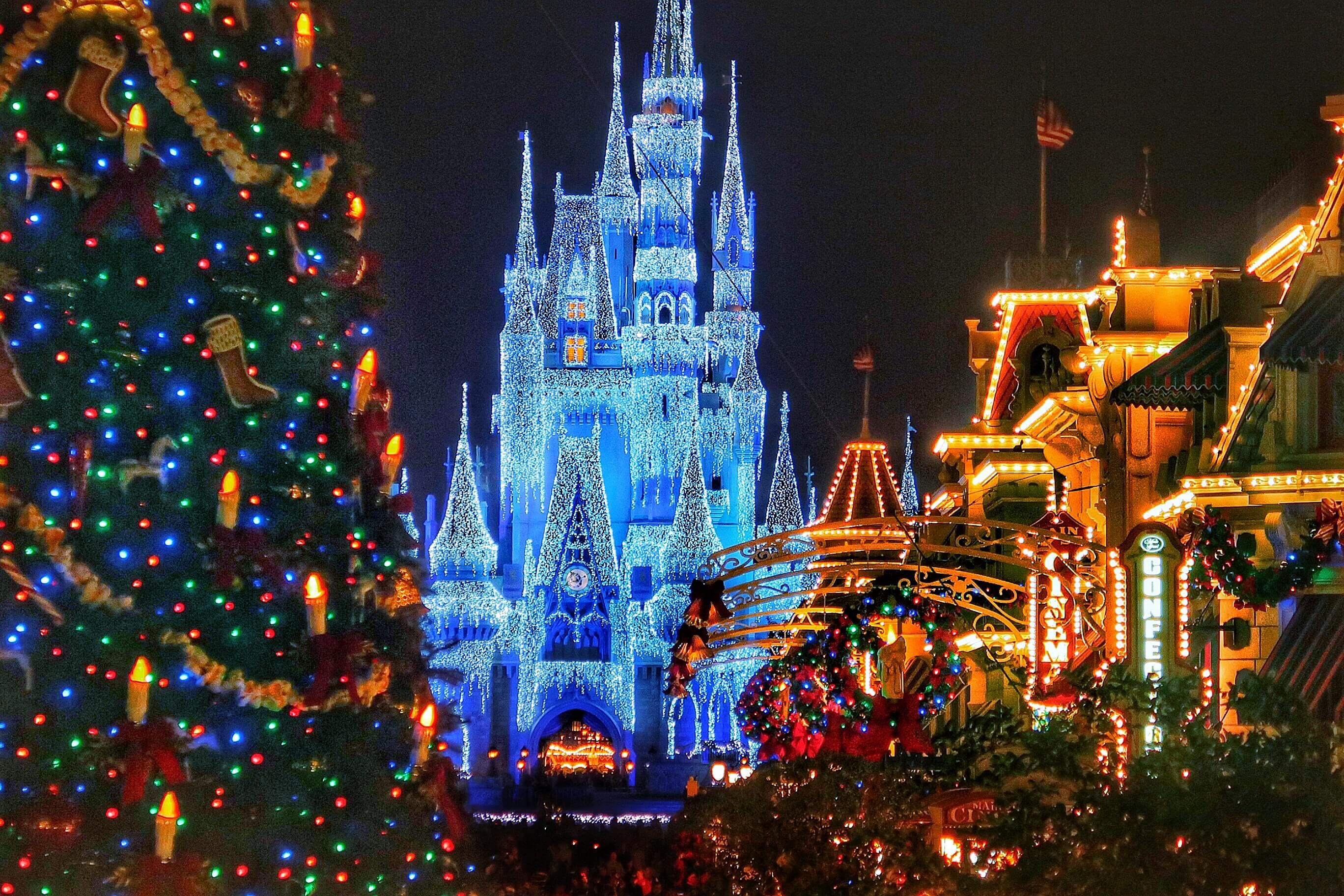 Disney World Holiday Season Top Ten