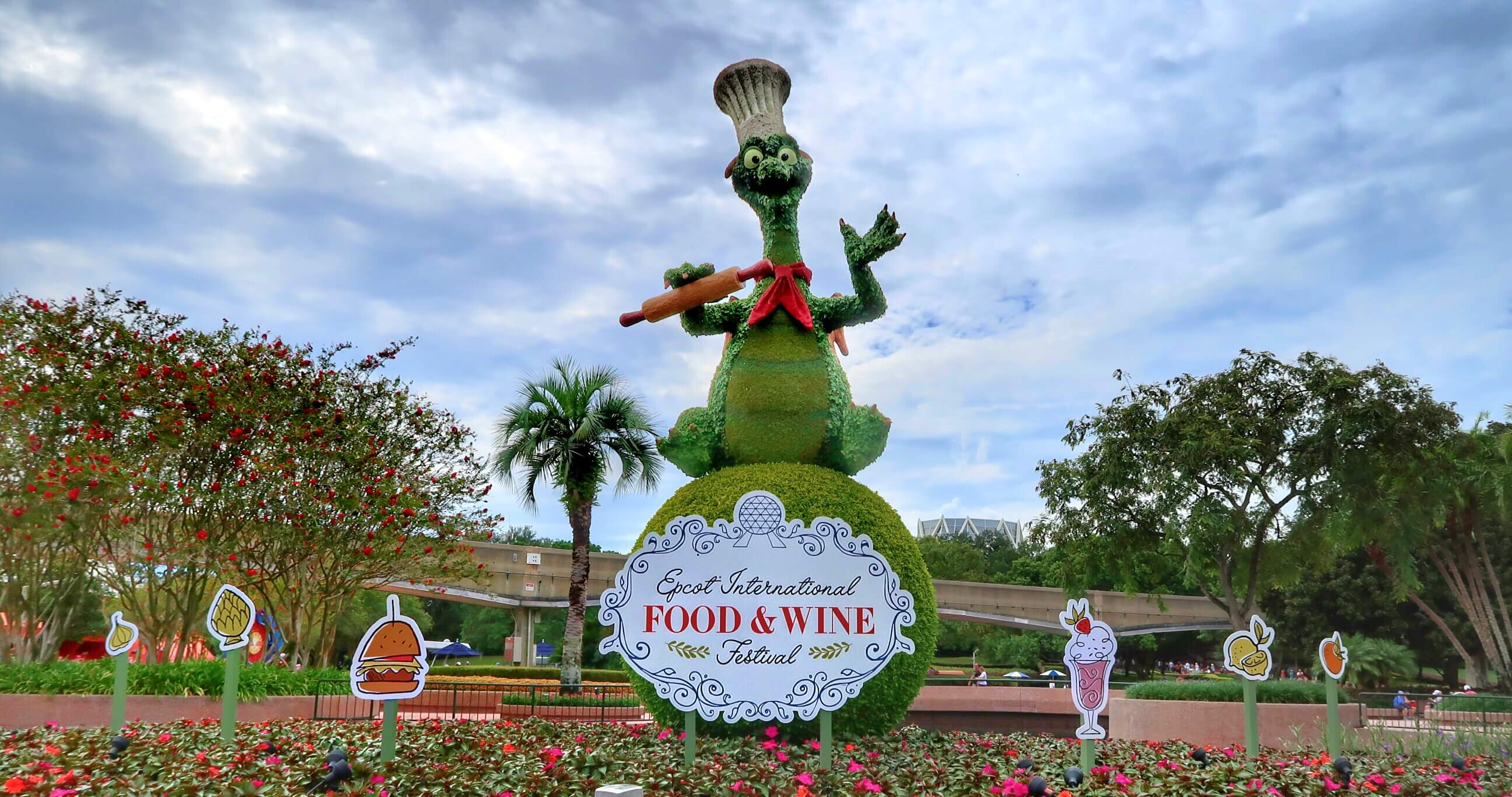 Top Ten Things You Need To Try At Epcot Food And Wine Festival