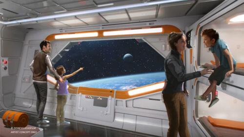 Disney World new Star Wars Resort and Land Details