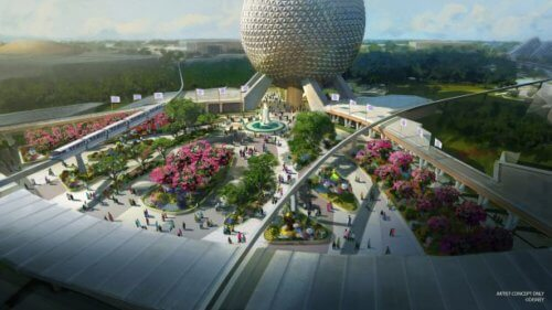 changes coming to epcot disney world